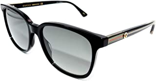 GG0376S Soft Square Shape Sunglasses 54mm