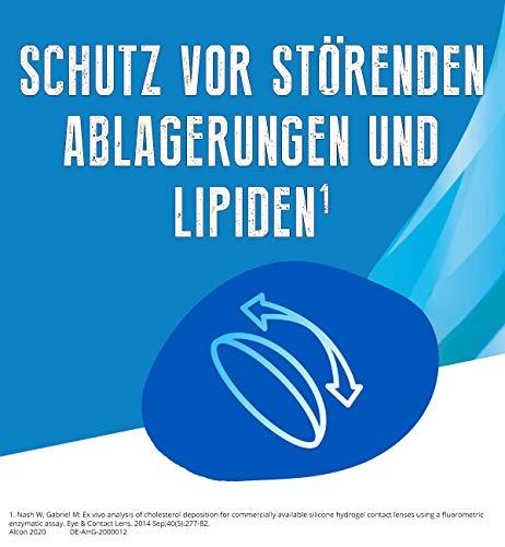 Air Optix HydraGlyde Monatslinsen weich, 6 Stück / BC 8.6mm / DIA 14.2 / -5 Dioptrien - 7