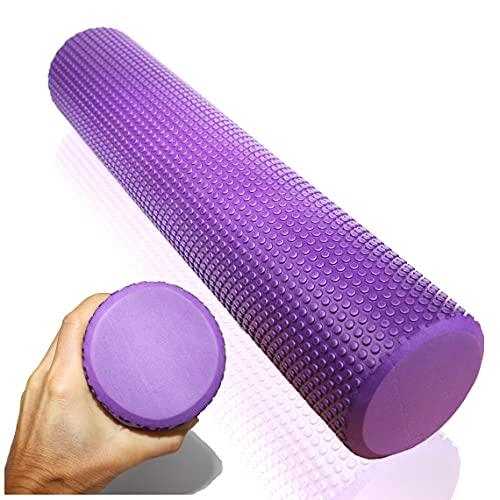Rollo de fascia suave para el tratamiento del dolor de fascia por auto masaje; Rodillo de...