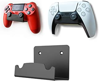 Monzlteck New Wall Mount For PS4 Controller(DualShock 4),Custom Design(2-pack)