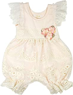 Haute Baby 1pc Floral Fantasy Sunsuit Baby Girl Outfit Summer 19  6//9 18m