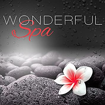 Wonderful Spa – Nature Sounds for Spa and Wellness, Ocean Waves, Peaceful Music for Relax While Massage, Relaxing Background Music