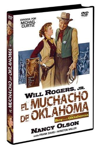 L'Homme des plaines / The Boy from Oklahoma [ Origine Espagnole, Sans Langue Francaise ]