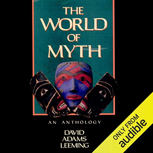 The World of Myth audiobook cover art