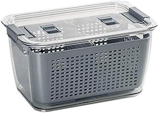 LLRZ Boite Alimentaire Boîte de Rangement de boîtier de l'organisateur de conteneur de Stockage pour conteneurs Garde Mang...