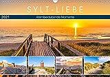 SYLT-LIEBE Atemberaubende Momente (Wandkalender 2021 DIN A3 quer)