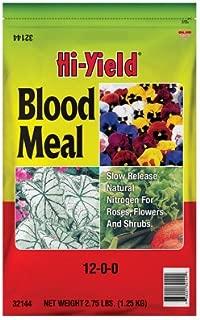 HI-YIELD 32144 Blood Meal, 12-0-0 Formula, 2.75-Lbs. - Quantity 12
