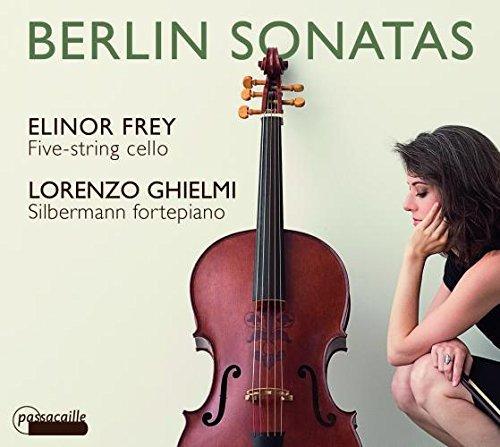 Sonates Berlinoises pour violoncelle à 5 cordes et piano fo