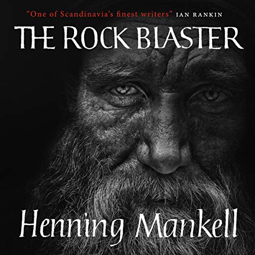 The Rock Blaster audiobook cover art