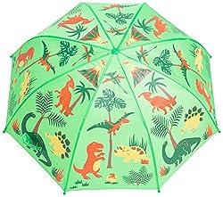 4. Babalu Store Kids Dinosaur Umbrella