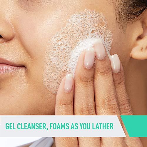 CeraVe Foaming Facial Cleanser, 16 fl. Oz.(473 mL)