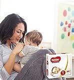 Huggies Newborn Baby Windeln für Neugeborene, Größe 1 (1 x  84 Stück) - 6