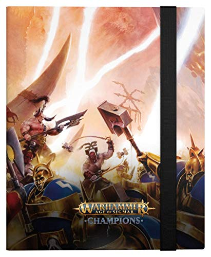 Warhammer Age of Sigmar: Champions 18-Pocket FlexXfolio Chaos vs. Order Ultimate