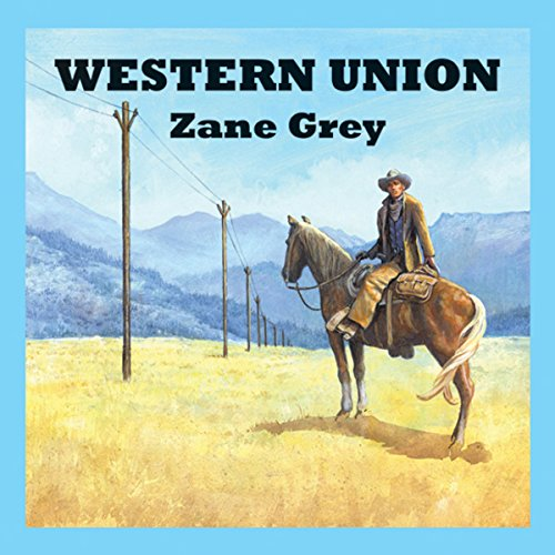 Western Union audiobook cover art