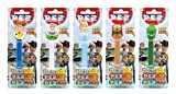 PEZ set de dispensadores Toy Story (5 dispensadores con 3 recargas de caramelos...