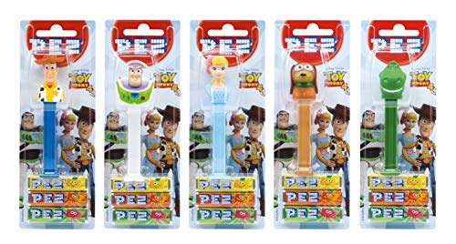 dispensador pez toy story