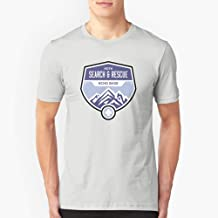 Hoth Search and Rescue Slim Fit TShirtT shirt Hoodie for Men, Women Unisex Full Size.