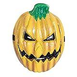 Onsucum Halloween Mask LED Light Up Scary Masquerade...