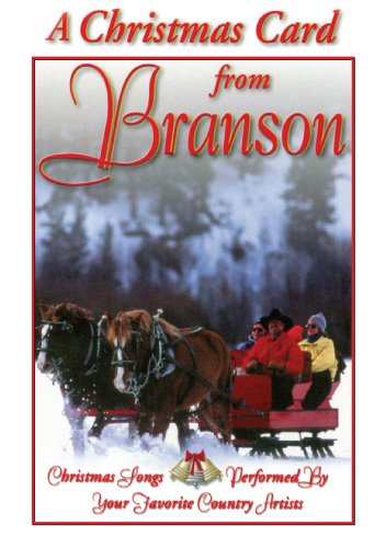 Price comparison product image Christmas Card From Branson