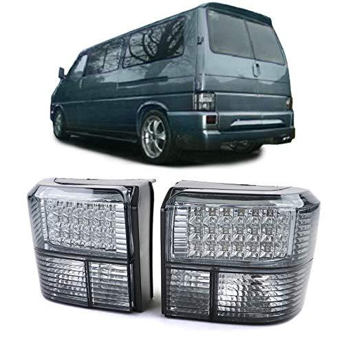 Carparts-Online 12492 LED Rückleuchten smoke schwarz