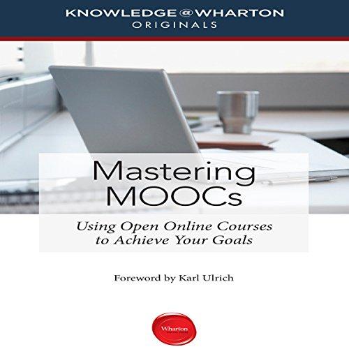 Mastering MOOCs audiobook cover art
