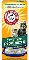 Arm & Hammer Cat Litter Deodizer with Activated Baking Soda - 567 Gms