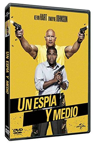 Un Espía Y Medio [DVD]