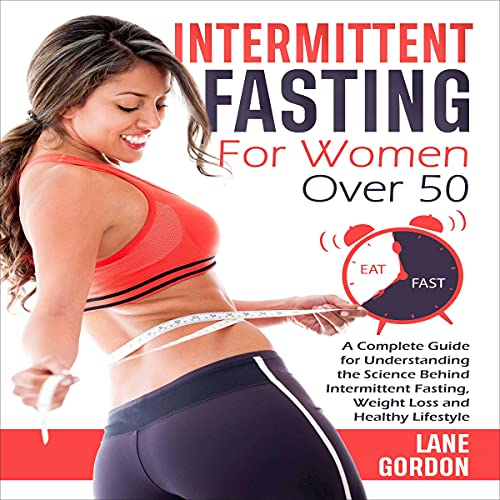 Couverture de Intermittent Fasting for Women over 50