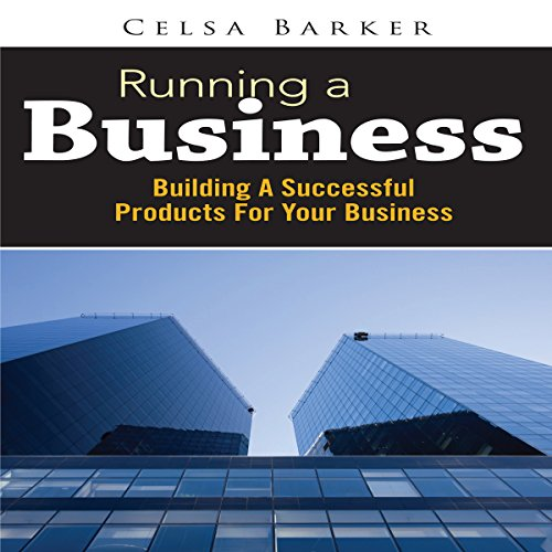 Running a Business audiobook cover art
