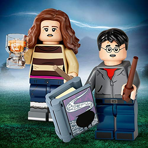 LEGO 71028 Harry Potter Minifiguren Harry (#1) und...