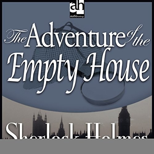The Adventure of the Empty House cover art