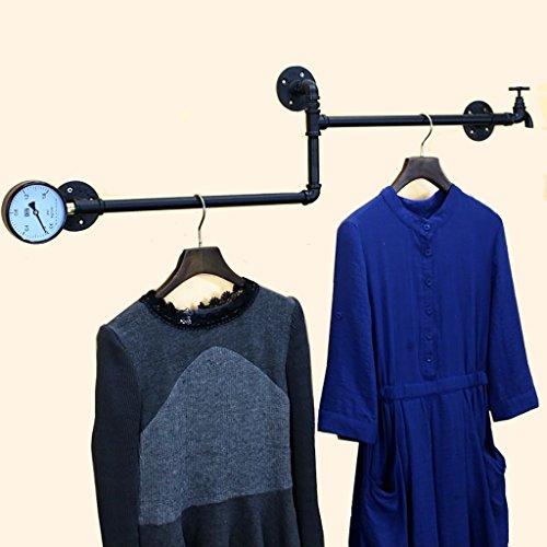 Wandregal Regal Boutique de vêtements Accessoires de décoration Écran de fenêtre Pendentifs Rétroviseurs présentoir (Couleur : A)