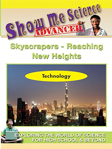 Science Technology - Skyscrapers Reaching New Heights [OV]