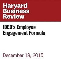 IDEO's Employee Engagement Formula's image