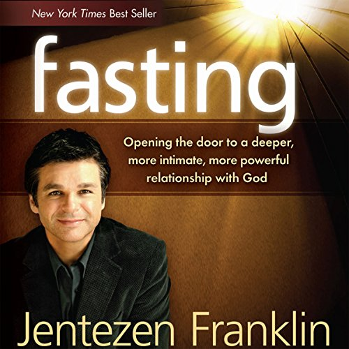 Fasting                   By:                                                                                                                                 Jentezen Franklin                               Narrated by:                                                                                                                                 Lloyd James                      Length: 4 hrs and 28 mins     25 ratings     Overall 4.7