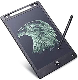 SDG Electronic LCD Writing Tablet for Kids Writing and Learning Pad Board 8.5 Inch New Gadgets Gift for Kids (Multi Colour)