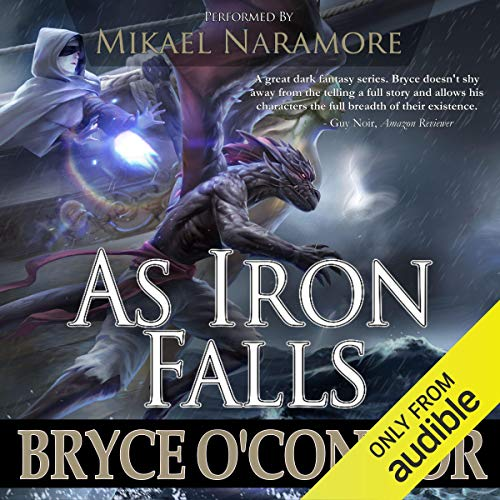 Couverture de As Iron Falls