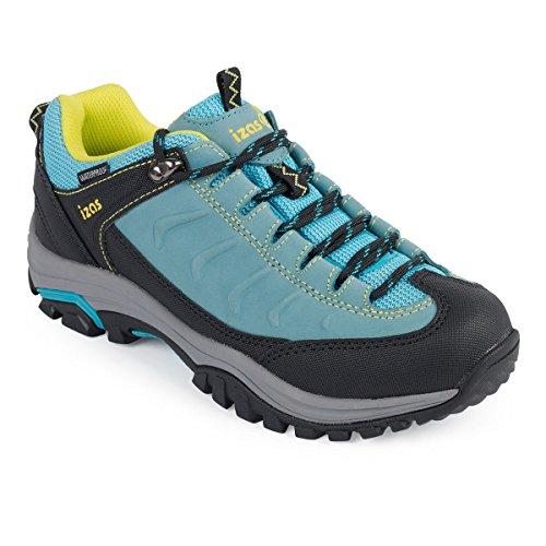 IZAS Shasta Chaussures Turquoise 36