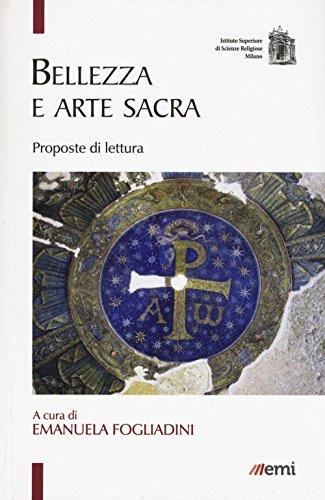 Bellezza e arte sacra. Proposte di lettura