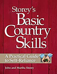 Book Review: Storey's Basic Country Skills: A Practical Guide to Self-Reliance