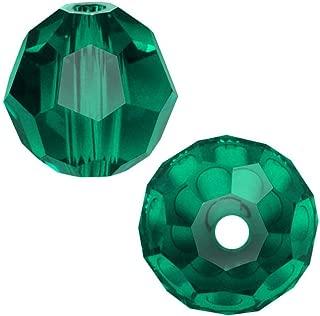 Best emerald round beads Reviews