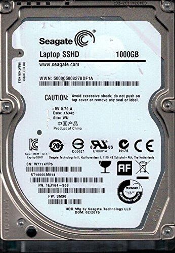 ST1000LM014 P/N: 1EJ164-306, Firmware: SM30 WU W77 Seagate 1TB