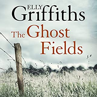 The Ghost Fields cover art