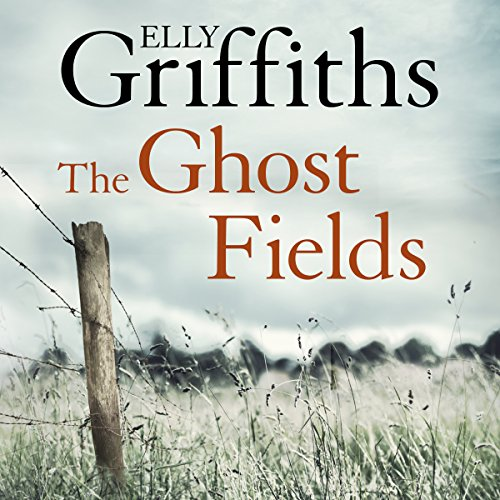 The Ghost Fields audiobook cover art