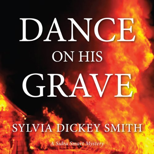 Dance on His Grave audiobook cover art