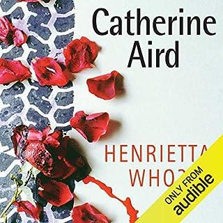 Henrietta Who? audiobook cover art