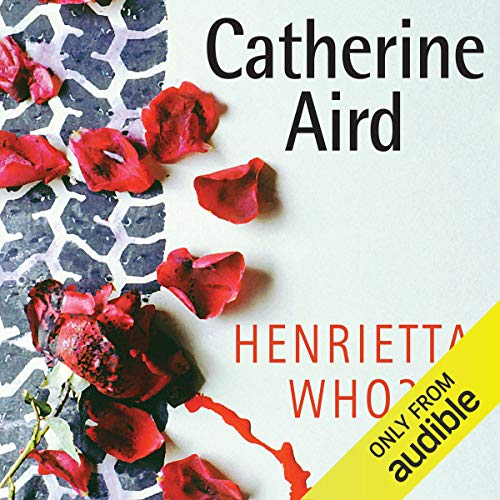 Henrietta Who? audiobook cover art