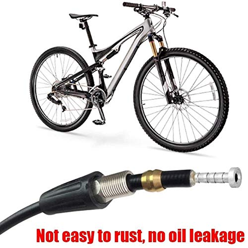 Dasing 10 Set Hydraulic Disc Brake Hose Mountain Bike Bicycle Olive Connector Insert for BH90 Replacement Part