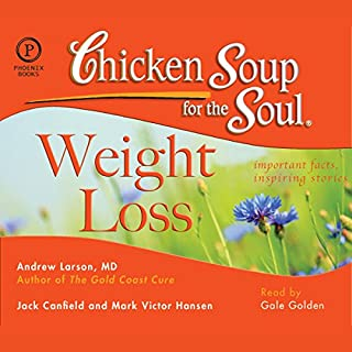 Chicken Soup for the Soul Healthy Living Series: Weight Loss audiobook cover art