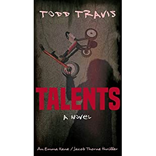 TALENTS (Emma Kane / Jacob Thorne Book 3):Donald-trump